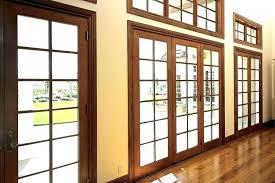 12 foot sliding glass patio door cost