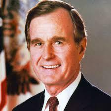 George H W Bush U S President U S Representative U S Vice