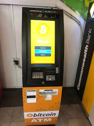A bitcoin bought at a machine in harlem would be instantaneously deposited into a digital wallet, which could be owned by the person standing at the machine, a drug cartel in colombia, or a ransomware hacker. My First Sighting Of A Bitcoin Atm Wollongong Australia Bitcoin
