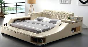 full size leather bed real genuine leather bed king size white faux leather bed full size