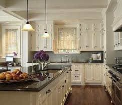 cream kitchen cabinets with black countertops. Cream Kitchen Cabinets With Black Countertops, Lighting Lines Countertops Pinterest