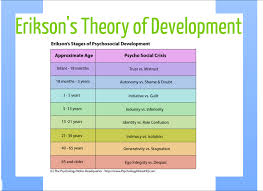 erikson stages erikson s stages of psychosocial development erikson s 5 stages of development developmental standards project