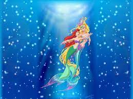 The Little Mermaid Wallpapers ...