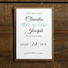 Print Your Own Save The Date Make Save The Date Cards Arts Arts