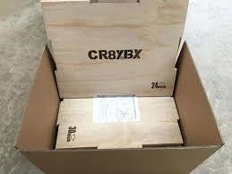 3 in 1 plyo box wood metric jump boxes diy 3 in 1 plyo box diy