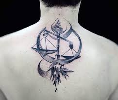 60 Váhy Tetování Pro Muže Rovnováha Design Inkoustu Myšlenky