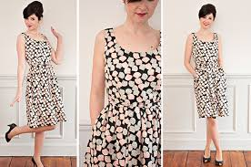 Sew Over It Patterns Mesmerizing Sew Over It Grace Dress Online Sewing Class From Sew Over It