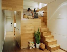 E Village Studio Loft Bed