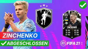 SHOWDOWN: OLEKSANDR ZINCHENKO 85 👊🆚 Günstige SBC Lösung ohne Loyalität | FIFA  21 Ultimate Team - YouTube