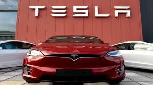 Tesla's shares already have tripled. Tesla Share Price Tesla Sets 5 1 Stock Split And Its High Flying Stock Soars Again Auto News Et Auto