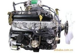 Toyota 3y Engine Half Engine Wiht High Quality And Good Price - Buy ...