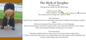 the myth of sisyphus and other essays annotated  the myth of sisyphus and other essays dagsljus