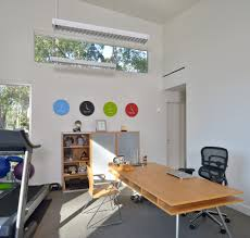 officemodern home office ideas. Ideas For Clocks Home Office Modern With Gym Linear Diffuser Wood Desk Officemodern