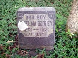 P Selma Dudley (1913-1921) - Find A Grave Memorial