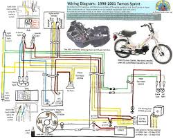 new tomos electrical myrons mopeds vespa px wiring loom diagram at No Battery Wiring Diagram