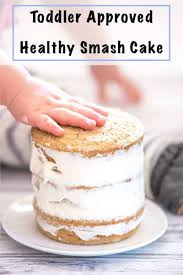 Which healthier take on cake is on your birthday wish list? Healthy Smash Cake Recipe No Added Sugar Gluten Free First Birthday Cake The Artisan Life