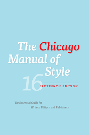 introduction chicago style author date library at lynn the chicago manual of style