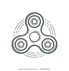 Fidget Spinner Coloring Pages Fidget Spinner Coloring Pages To Print