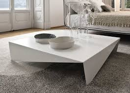 coffee table captivating white square contemporary wood big square coffee table varnished design amazing