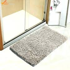 all modern bathroom rugs non slip bath mat microfiber rug mesmerizing modern bathroom rug