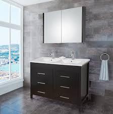55 inch double vanity. Brilliant Vanity Maxine Double Bathroom Vanity From Vigo Industries For 55 Inch N