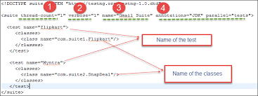 multiple test testng execute multiple test suites