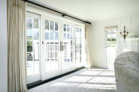 cost of sliding glass doors modern patio door curtains my journey 3 panel large cost of sliding glass doors
