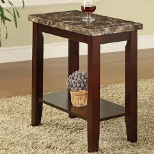 marble end tables modern cherry chairside sofaside end accent table faux marble top house interiors marble end tables stylish 12 inch