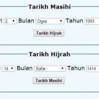 Check spelling or type a new query. Ketahui Tarikh Lahir Anda Mengikut Kalendar Islam