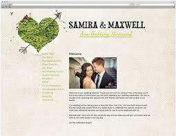 Welcome Template For Wedding Website 18 Best Wedding