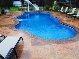 fiji freeform inground fiberglass pool 15a