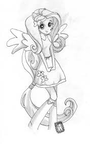 Small Picture Mlp Fluttershy Rainbow Rocks Coloring Coloring Pages