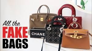 Replica Designer Bags Fake Designer Bags Real Vs Fake Can You Spot It How I Authenticate