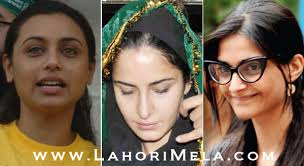 bollywood actresses female without makeup pictures