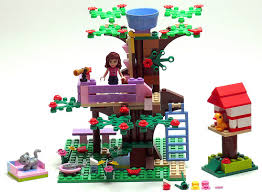 Lego Friends  Adventure Camp Tree House  41122  YouTubeFriends Lego Treehouse