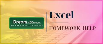 Excel Assignments Dream Assignment