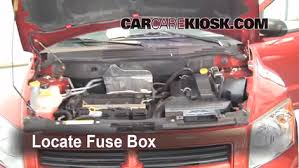 replace a fuse dodge caliber dodge caliber sxt replace a fuse 2007 2012 dodge caliber 2007 dodge caliber sxt 2 0l 4 cyl