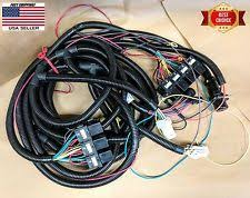 hiniker snow plow hiniker snow plow 4 6 function wiring harness 38813097