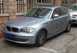 All BMW Models bmw 1 series variants : File:BMW 1-Series E87 China 2012-05-13.jpg - Wikimedia Commons