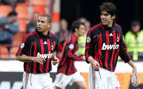 tbt years ago the ronaldo show ac milan siena ac milan as back on 17th 2007 10 years ago after the week of training at milanello ancelotti and his staff want to