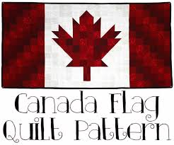 Canada Flag Quilt Pattern | Quilts - Patriotic and Quilts of Valor ... & Canada Flag Quilt Pattern Adamdwight.com