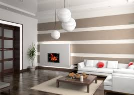 Striped Rug In Living Room Comfortable Modern Living Room Interior Decorating Ideas With