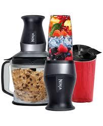 Macys Kitchen Appliances Ninja Qb3005 Nutri Ninja 2 In 1 Blender Electrics Kitchen