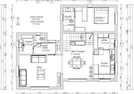 Plan Maison R 1 120m2 Rt2012 254 Messages