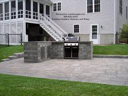 Outdoor Patio Kitchen Patio Design Ma Patio Installer Ma Patio Construction Ma