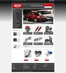 auto parts website template auto parts responsive shopify theme 48157