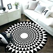 black and white zigzag rug red black white blue purple modern area rug carpet comes in