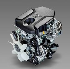 Toyota's Revamped Turbo Diesel Engines Offer More Torque, Greater ...