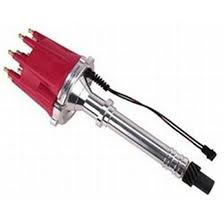 msd billet chevy distributor vacuum advance msd 85551 chevy billet distributor
