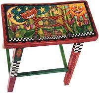 Whimsy furniture Unique Helen Heins Peterson Modern Folk Art Whimsical Primitives Painted Furniture Woodworks Paint Officechairsusacom 1884 Best Whimsical Images Painted Furniture Chairs Decorated Chairs